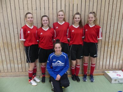B Juniorinnen